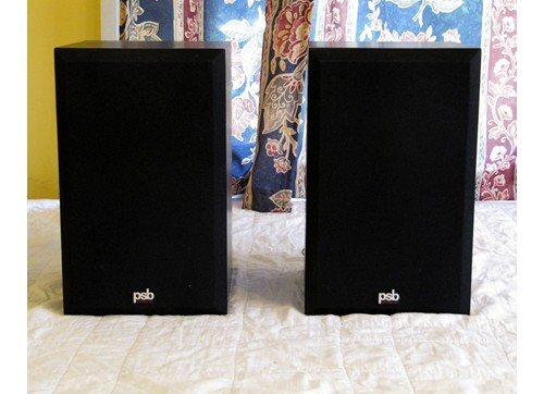These Are The Original Early 90s Vintage PSB Alphas Considered In Their Day To Be Absolute Best Buy Bookshelf Speakers Under 500 And They Were A